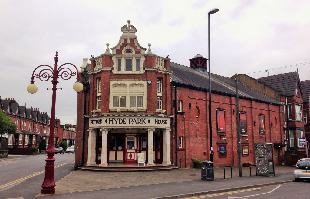 Built in 194, The Hyde Park Picture House in the Hyde Park area of Leeds, is one of the oldest cinemas in the country and still serves a vibrant community the best of independent and mainstream cinema.