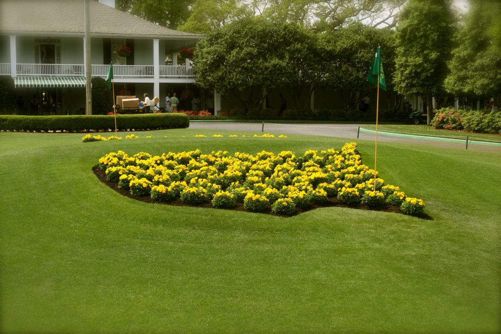 Willett's first major win came at Augusta National at the start of April