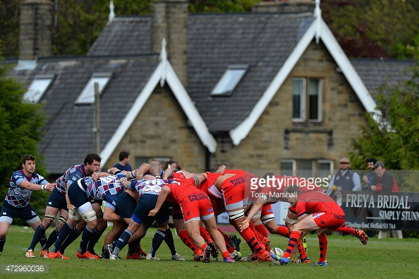 Rotherham Titans have endured a tough season on the pitch